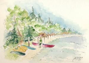 Kapasiwin Beachfront-w