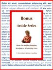 Bonus Articles Cover Page-w