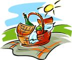 Picnic Basket-w