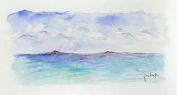 At Sea-w