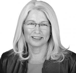 Patricia Katz Headshot - BW