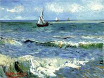 Van Gogh Seascap-w