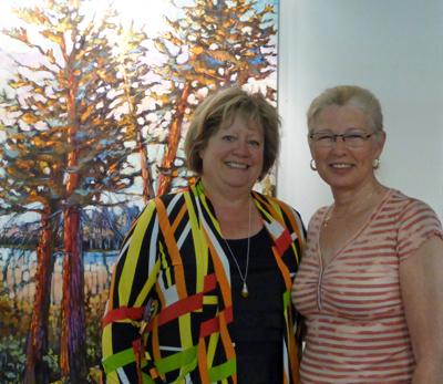 Cheryl Tuck Tallon & Pat