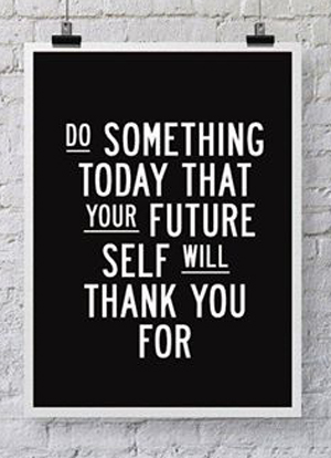 Do something today -w