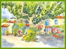 Mas St Antoine-Courtyard-1-w