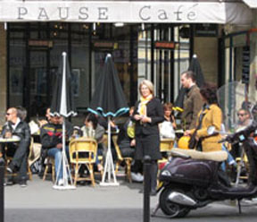 Pause Cafe Paris - In the Marais