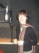 Carrie Recording