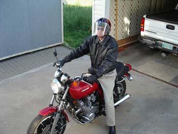 Dave H Biking