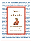 Bonus Article Series Cover