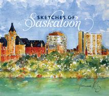 Sketches of Saskatoon