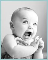 Baby smile-w