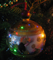 Chr Ornament - w