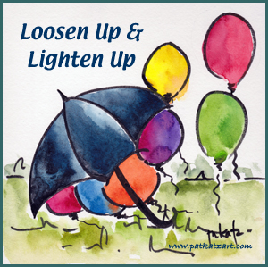 loosen-up-lighten-up-textoutline-w