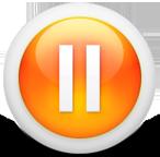 Pause button icon-w